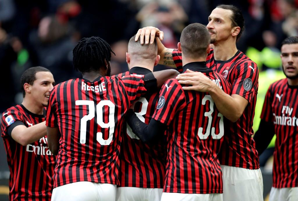 Il Milan alla ricerca di un posto in Champions League