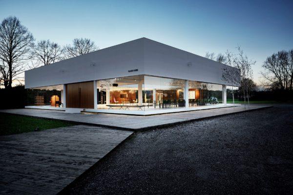 I luoghi del progetto alla triennale di Milano