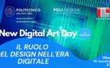 New Digital Art Day: il ruolo del design nell'era digitale