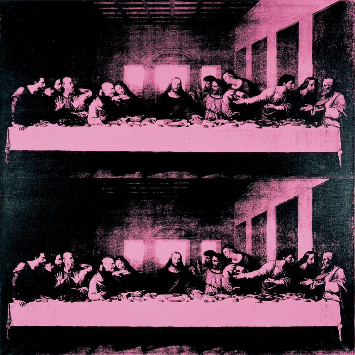 The Last Supper Recall alla Galleria del Credito Valtellinese