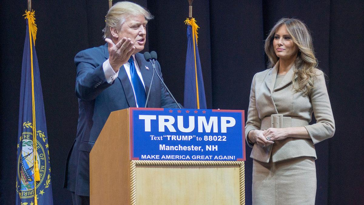 Trump e Melania risultati positivi al Covid