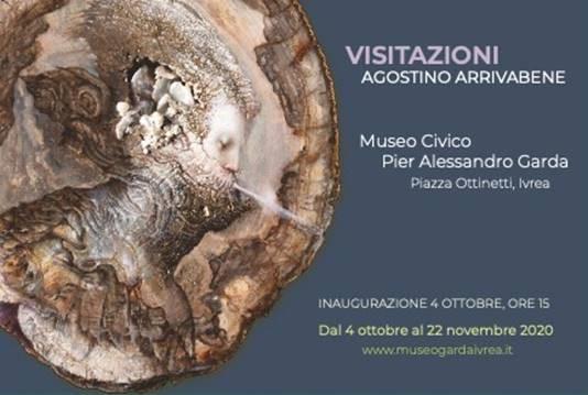 """""""Visitazioni"""" Agostino Arrivabene per il Museo Garda di Ivrea"""