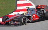 Hamilton alla McLaren nel 2012