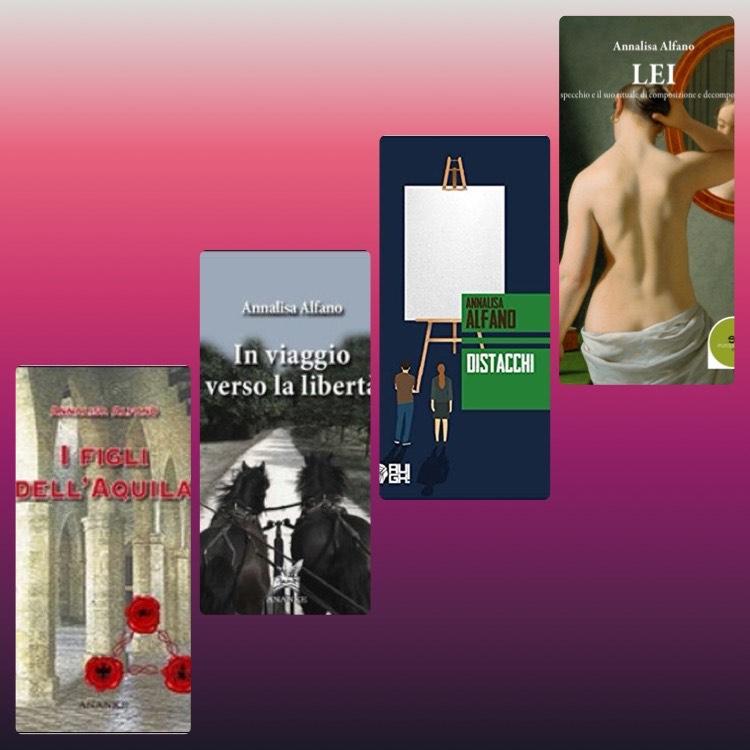 """""""Lei"""" di Annalisa Alfano: intervista all'autrice"""