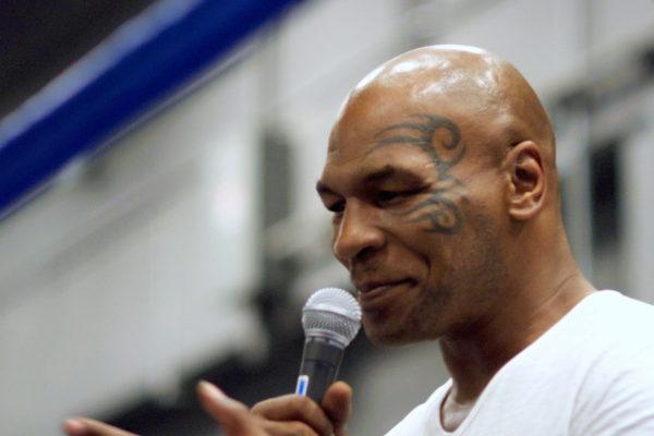 Ritorno ring Mike Tyson
