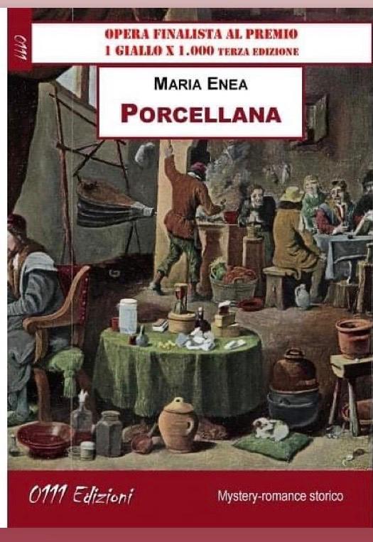 """Porcellana"" di Maria Enea: intervista all'autore"