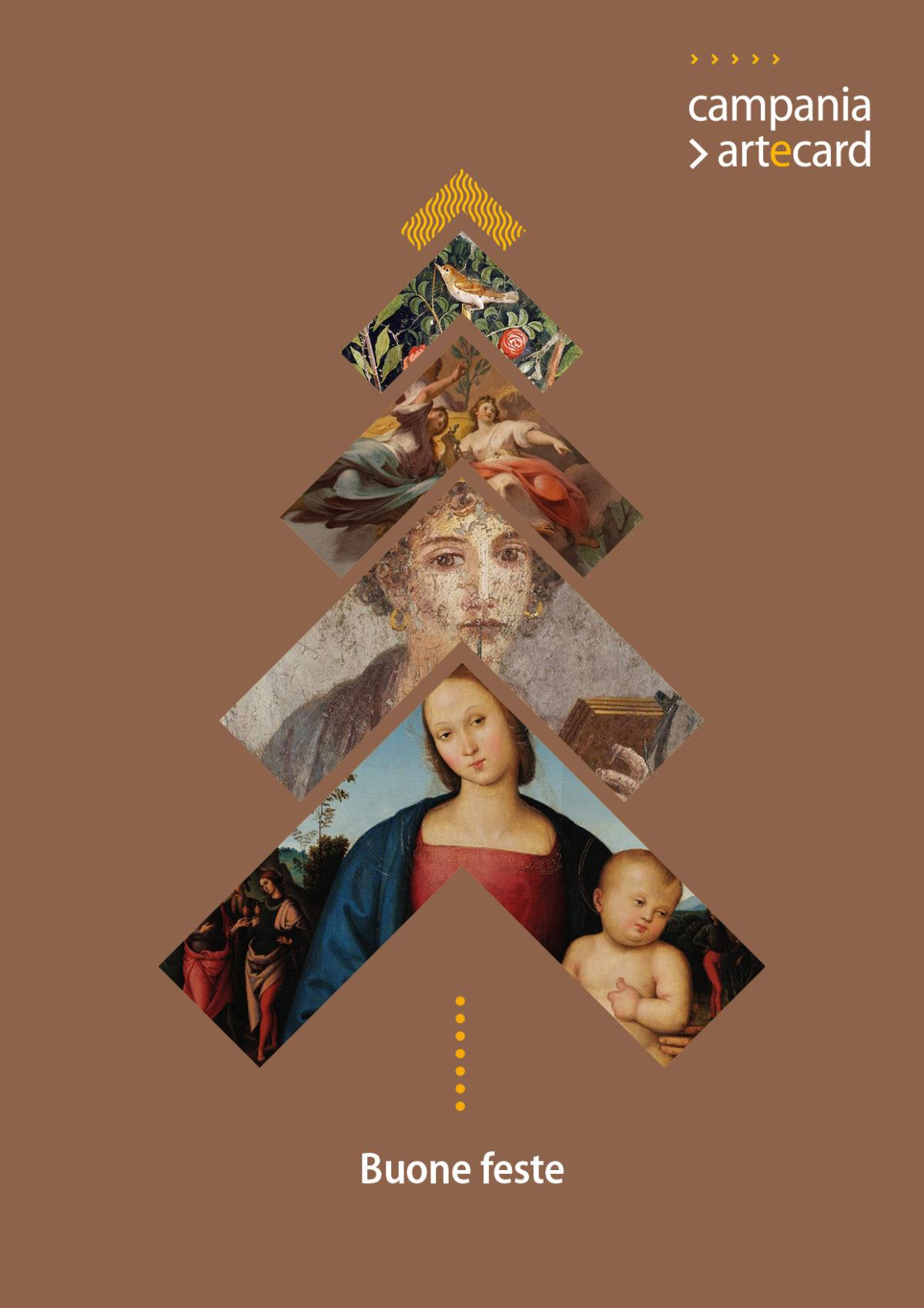 Sostieni la cultura, Natale ed Artecard