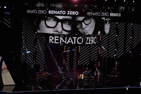 70 anni Renato Zero