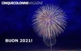 Un augurio di buon 2021!
