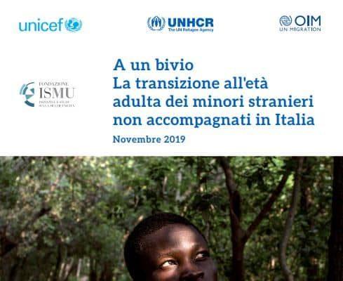 """""""A un bivio"""" la ricerca UNICEF premiata"""