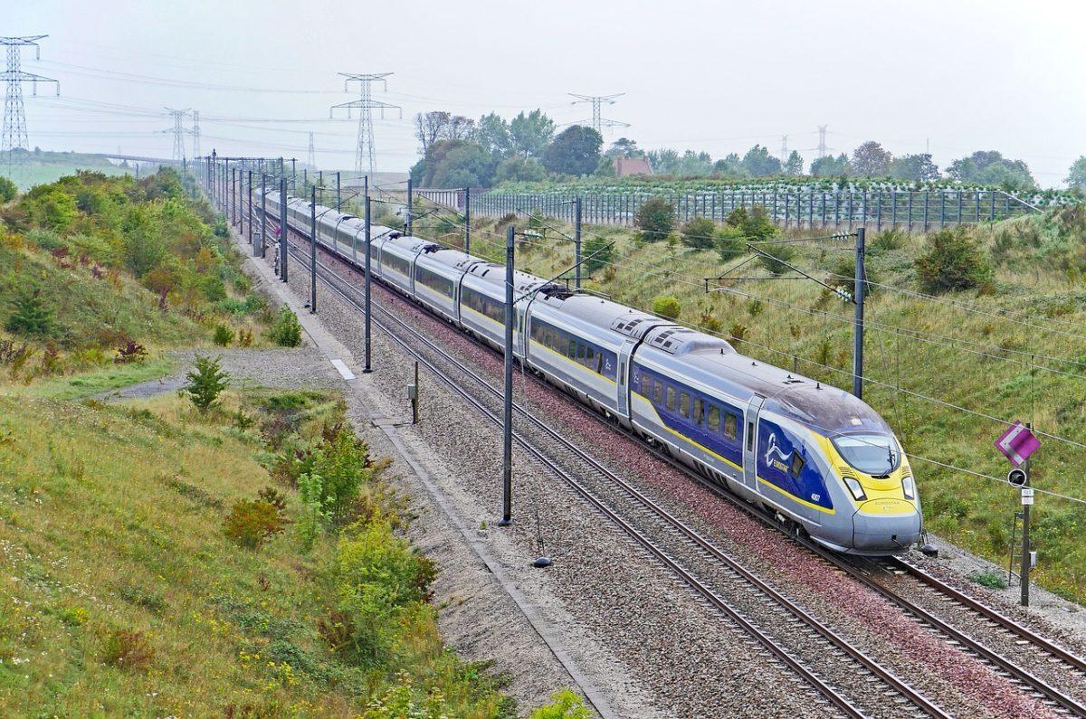 Il traffico ferroviario del tunnel sotto la Manica e il periodo di transizione