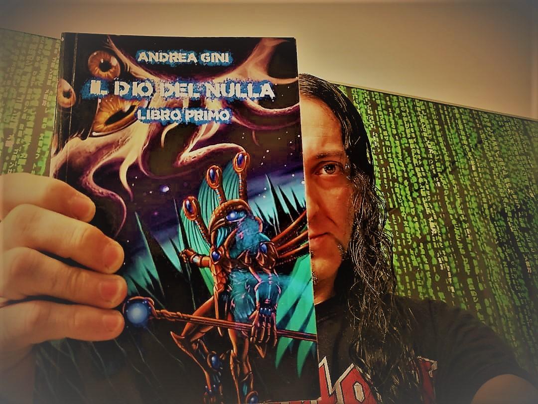 """""""Il Dio del Nulla"""" di Andrea Gini"""