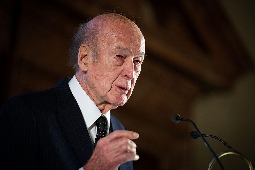 Morte Valery Giscard D'Estaing