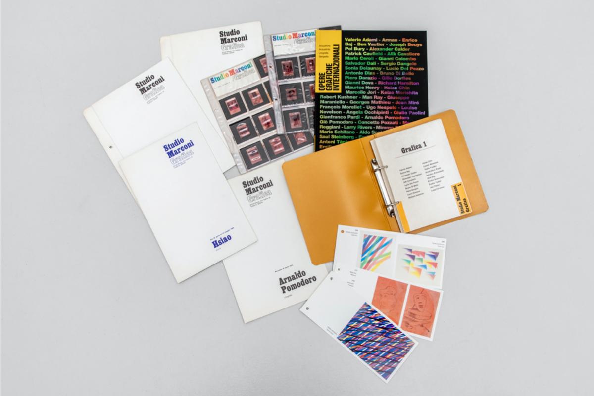 Arte moltiplicata: grafiche, multipli e libri d'artista ma non solo...