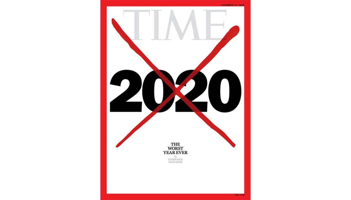 2020 peggior anno time