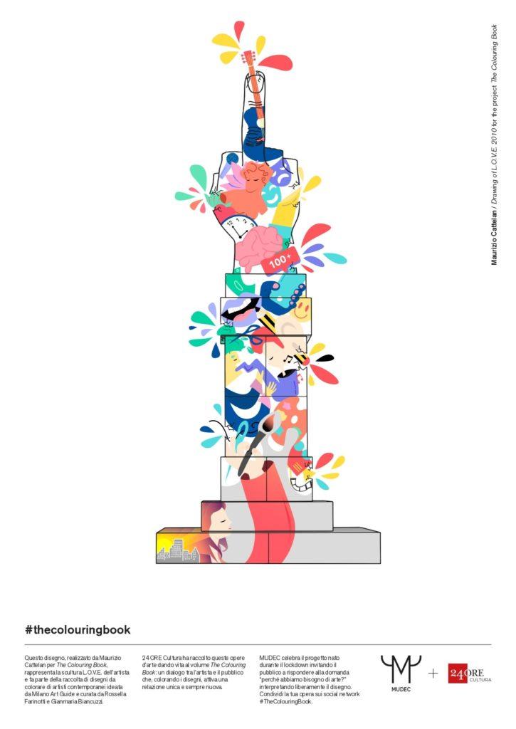 Mudec: una speciale opera d'arte digitale nata dal lavoro collettivo