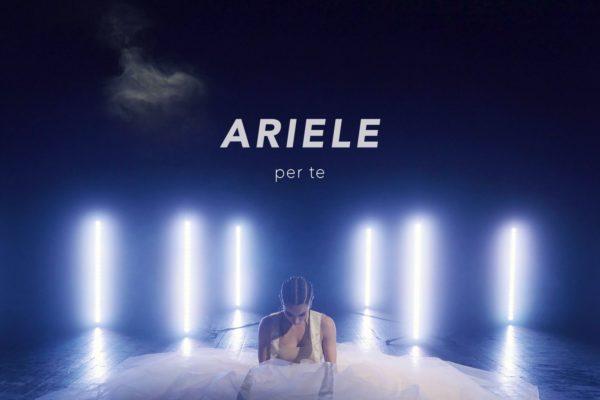 """Arriva """"Per te"""", singolo d'esordio della giovane cantautrice ARIELE"""