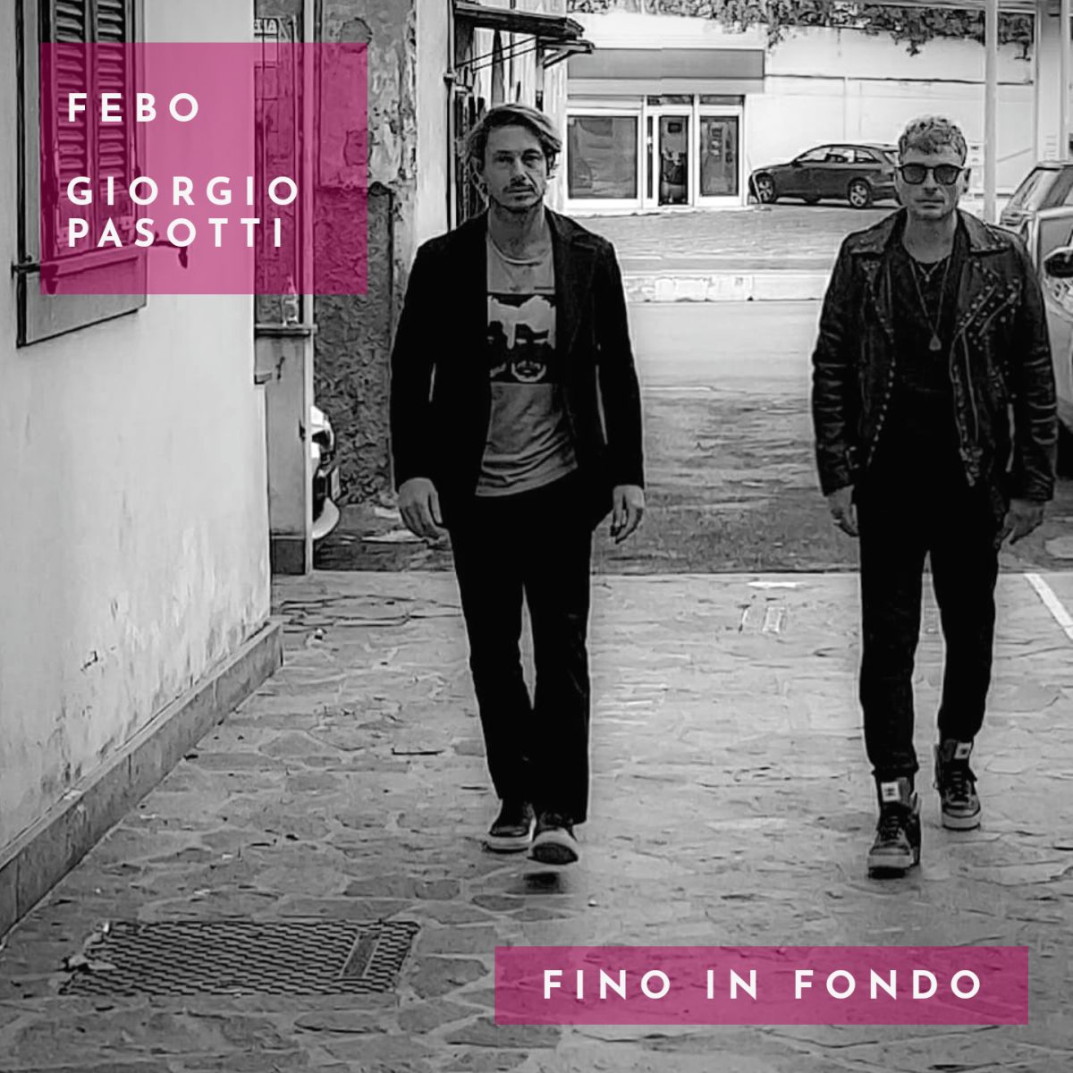 """Sbarca in radio """"Fino in Fondo"""", brano di Febo"""