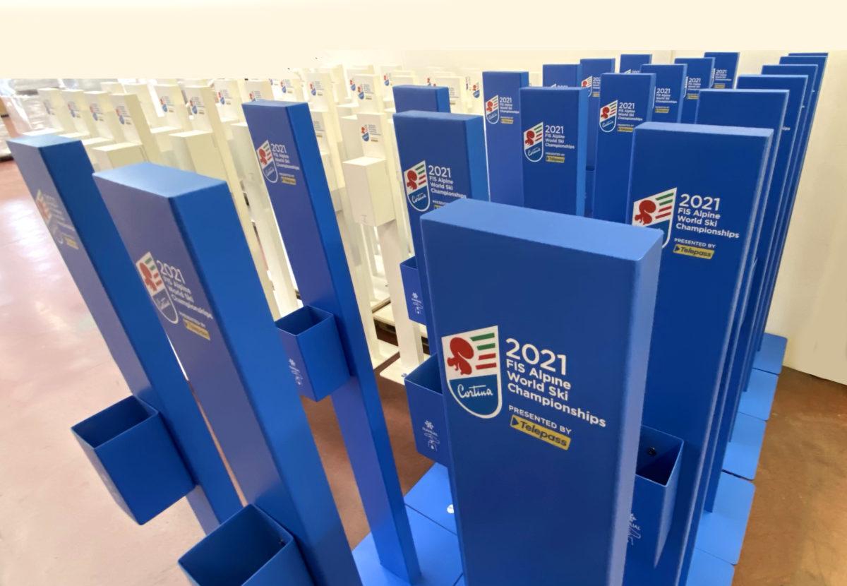 Mondiali di Sci Cortina 2021 in sicurezza