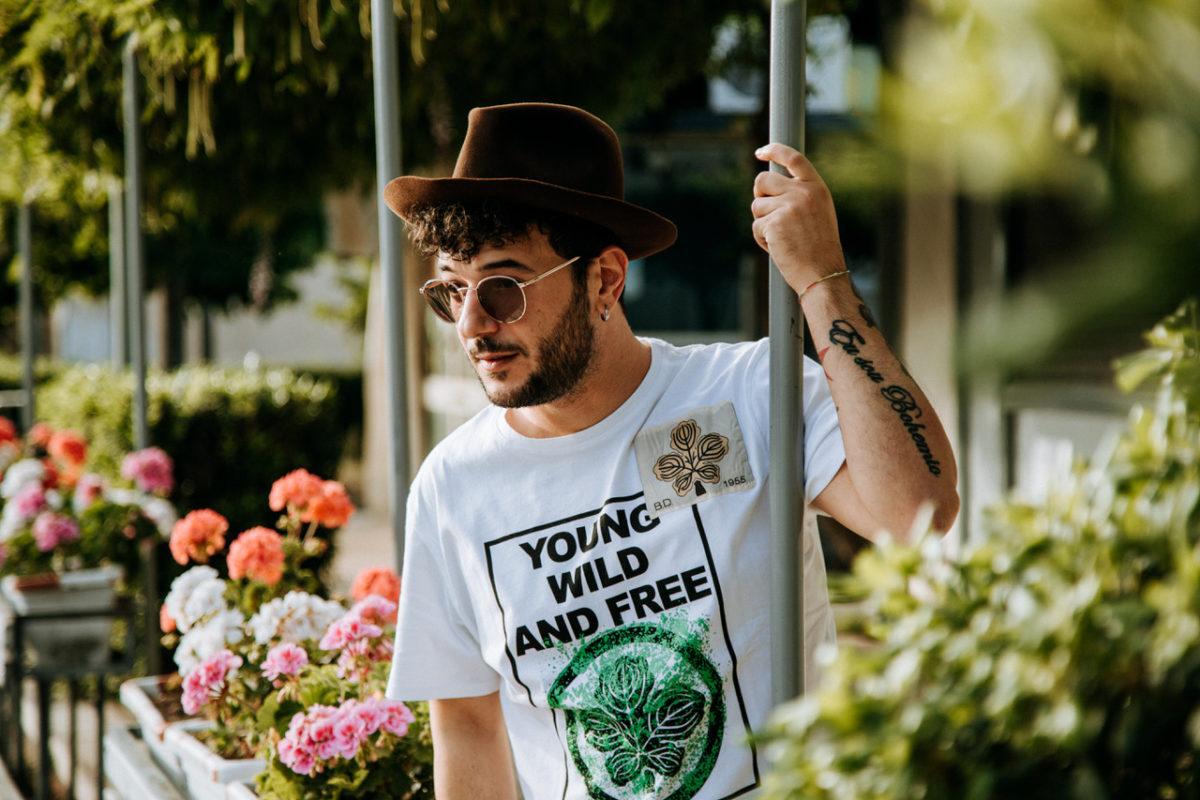 Era bella: nuovo singolo per il cantautore indie pop salentino Manu Funk