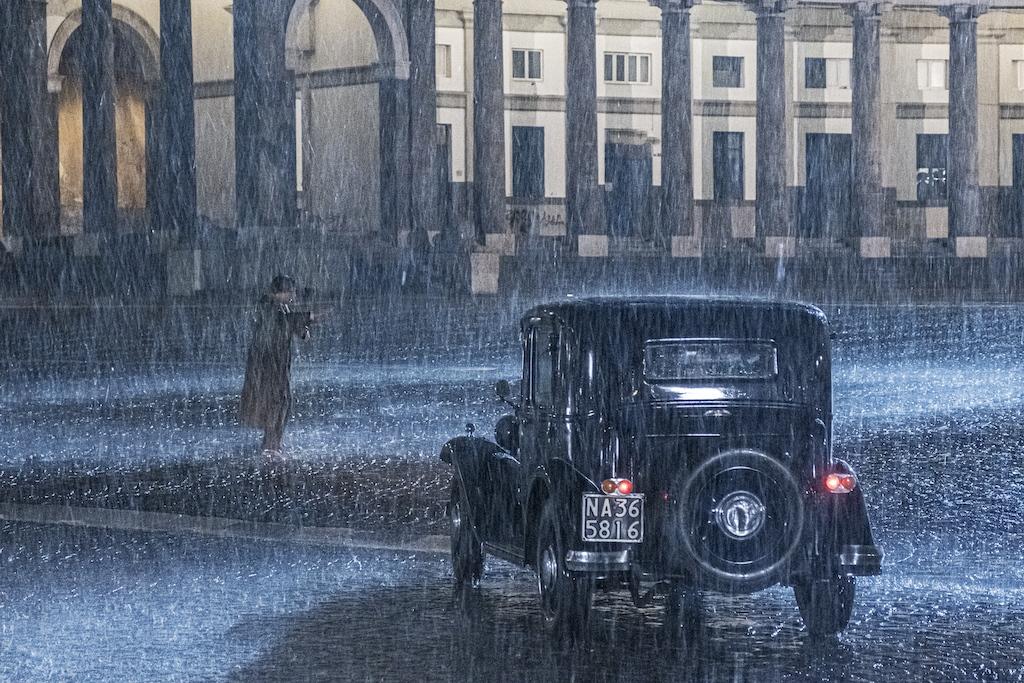 Il Commissario Ricciardi, viaggio nella Campania anni '30