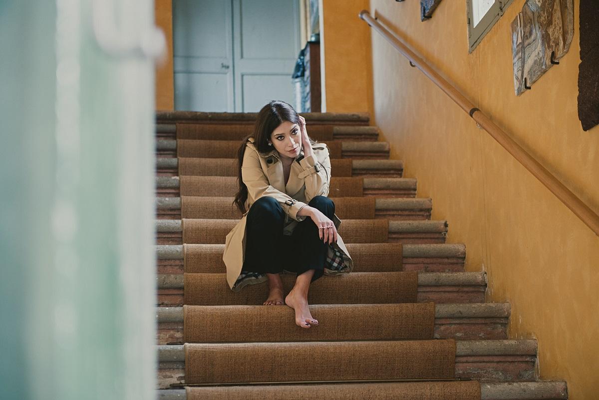 Valentina Parisse, foto di Ilaria Magliocchetti Lombi