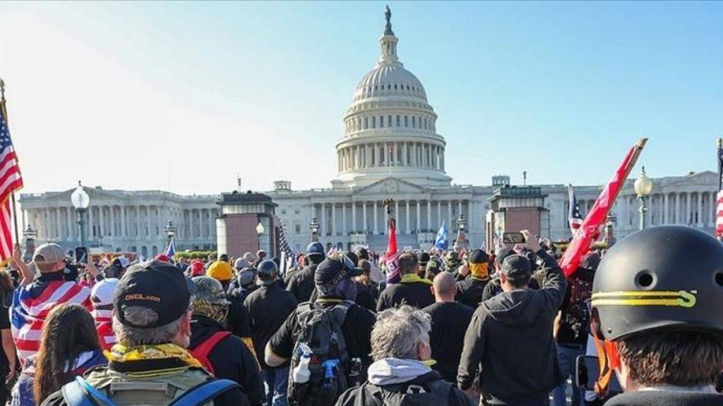 L'assalto al Congresso