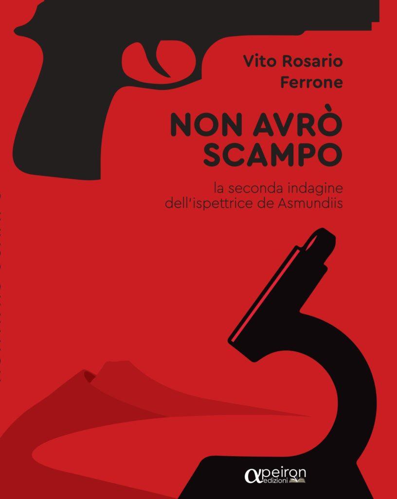 """""""Non avrò scampo"""" l'ultimo giallo di Vito Ferrone"""