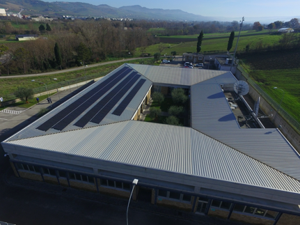INGV Irpinia e la Green Building Efficiency