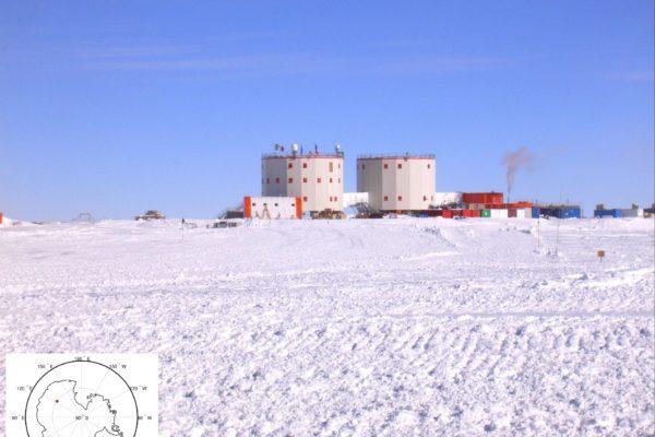 Dall'Antartide il campo magnetico della Terra