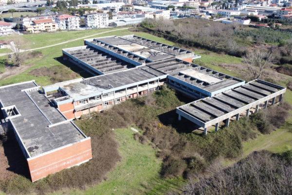 La riqualificazione dell'area ex centrale del latte di Scampia, nuove realtà produttive