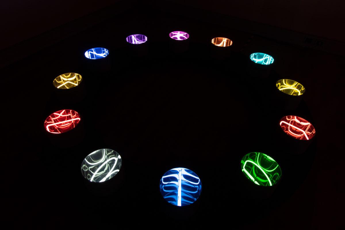 Biennale Light Art Mantova 2020