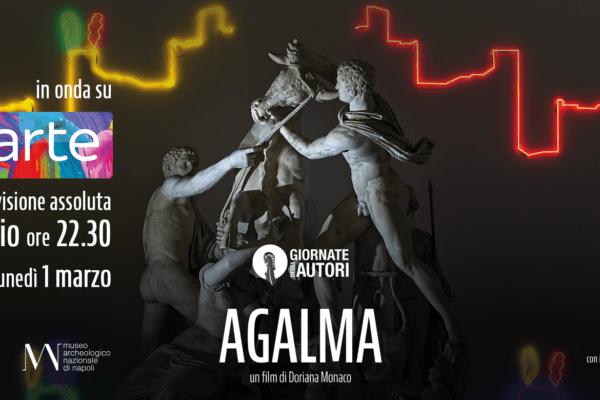 Agalma, in prima visione su Sky Arte il documentario sul Museo Archeologico Nazionale di Napoli