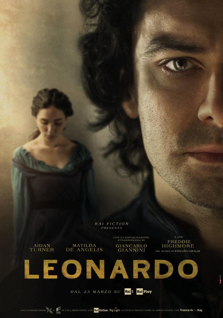 Leonardo, in arrivo la nuova imperdibile serie evento della Rai
