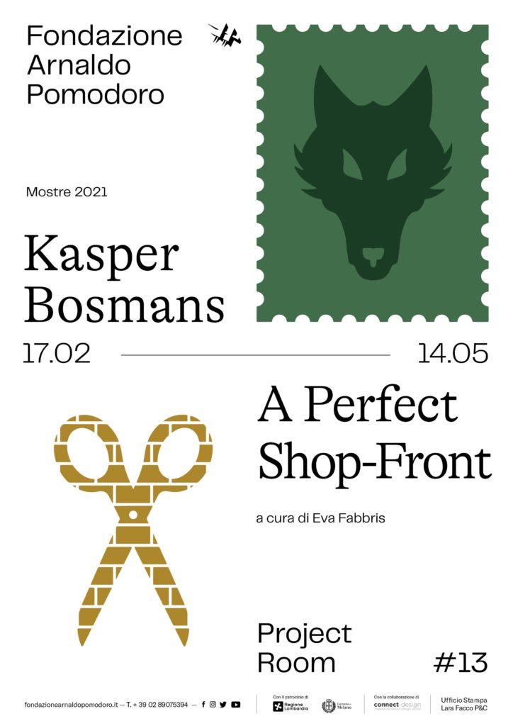 Kasper Bosmans. A Perfect Shop-Front