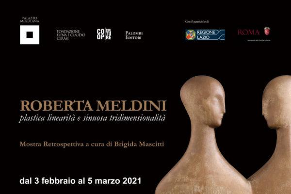 Roberta Meldini: la prima mostra retrospettiva dedicata all'artista