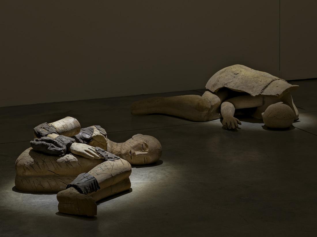 Mimmo Paladino alla Cardi Gallery Milan
