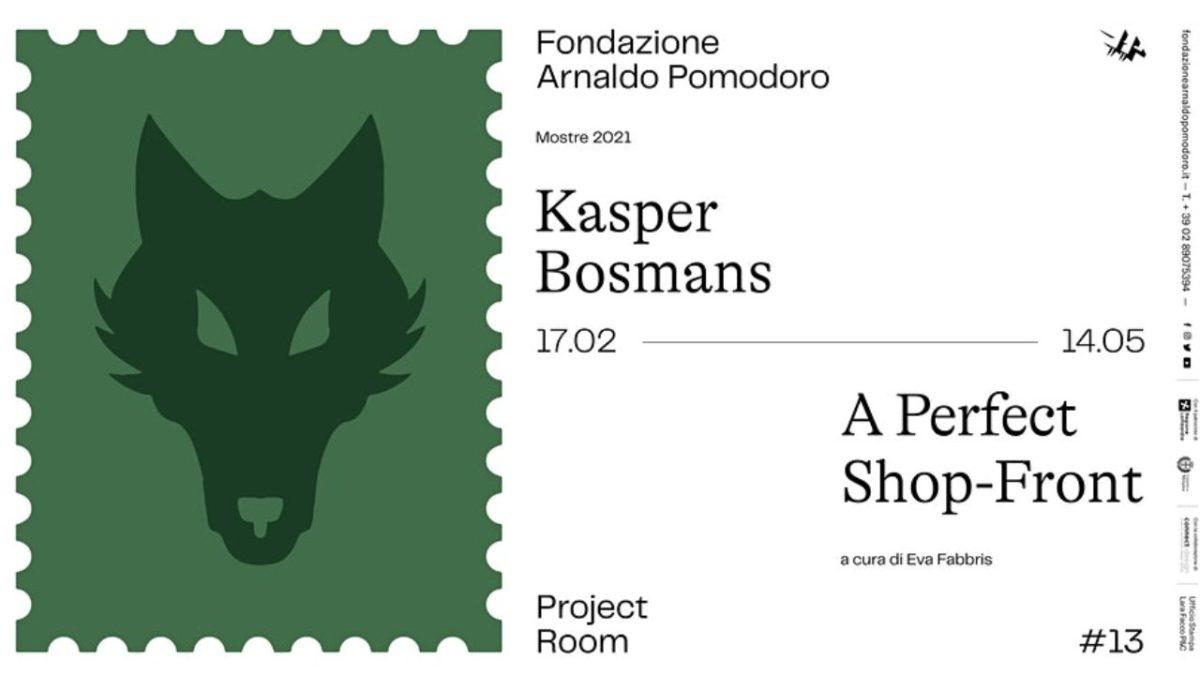 Project Room #13 Kasper Bosmans