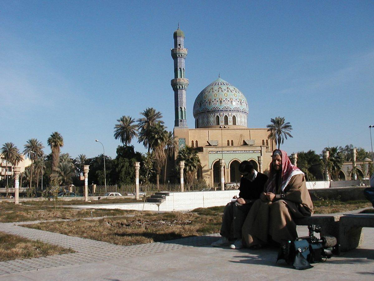 papa visita storica iraq