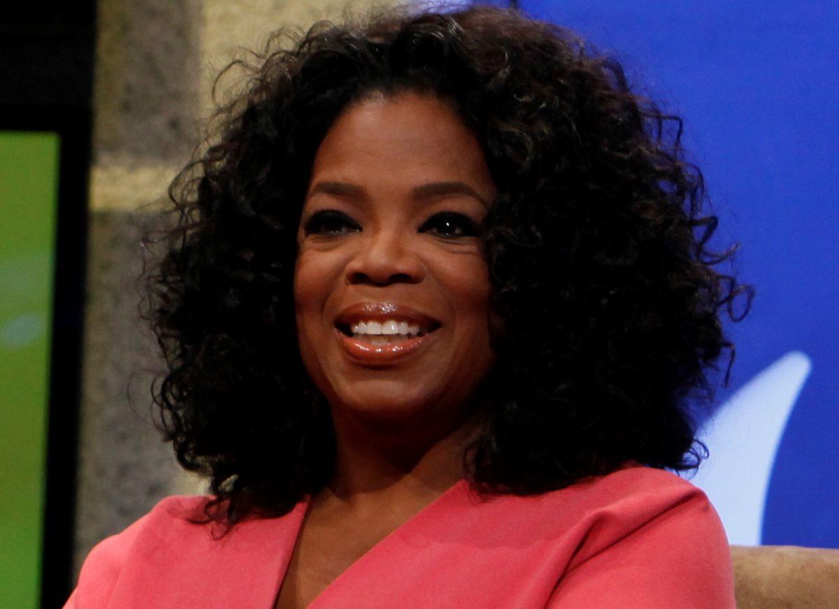 oprah winfrey intervista meghan