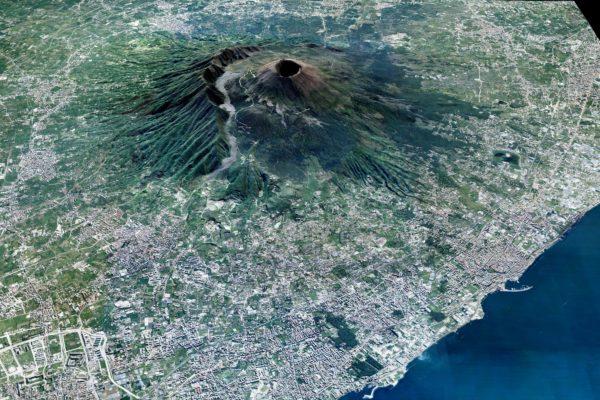 Eruzione del Vesuvio del 79 d.C: quanto durarono le correnti?