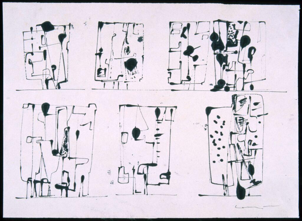 141 - Un secolo di disegno in Italia