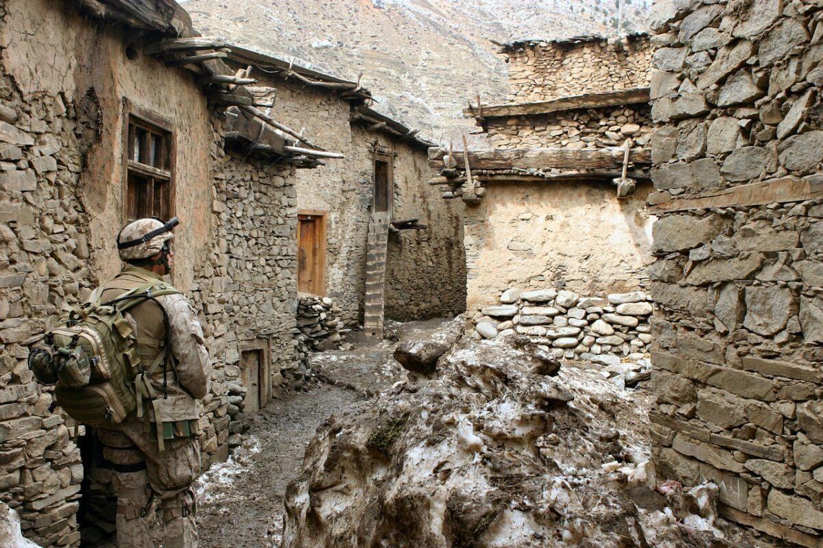 Il ritiro delle truppe USA in Afghanistan