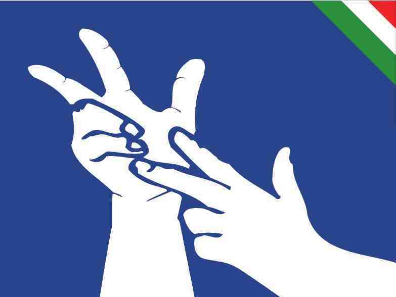 La prima grammatica descrittiva della lingua dei segni italiana