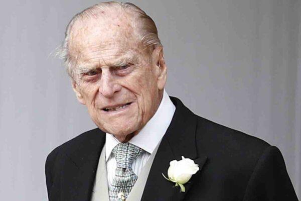 Regno Unito: è morto il principe Filippo, Duca d'Edimburgo