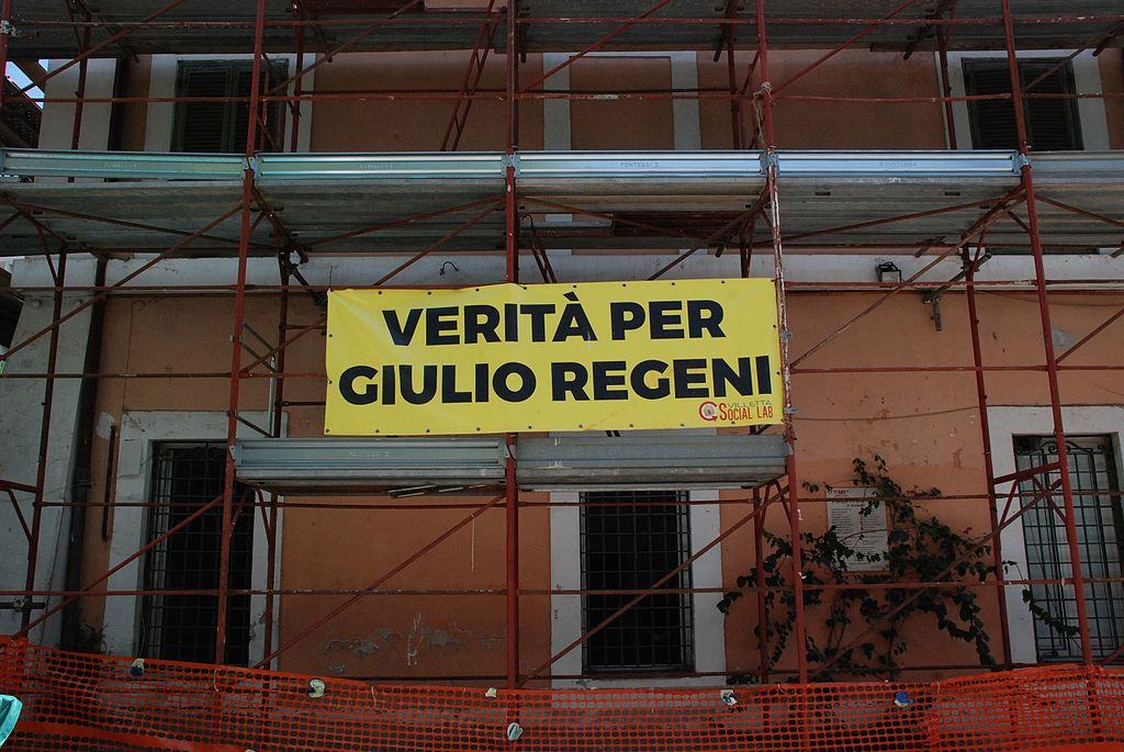 giulio regeni processo italia