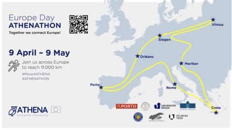 """Athenathon"", sfida tra Università europee"