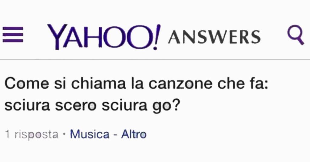Il sito Yahoo Answer chiude, fine di un pezzo di storia dell'internet