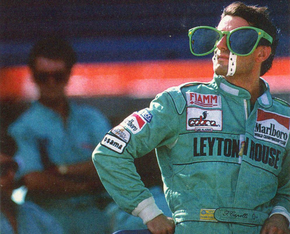La F1 che credevi di aver dimenticato