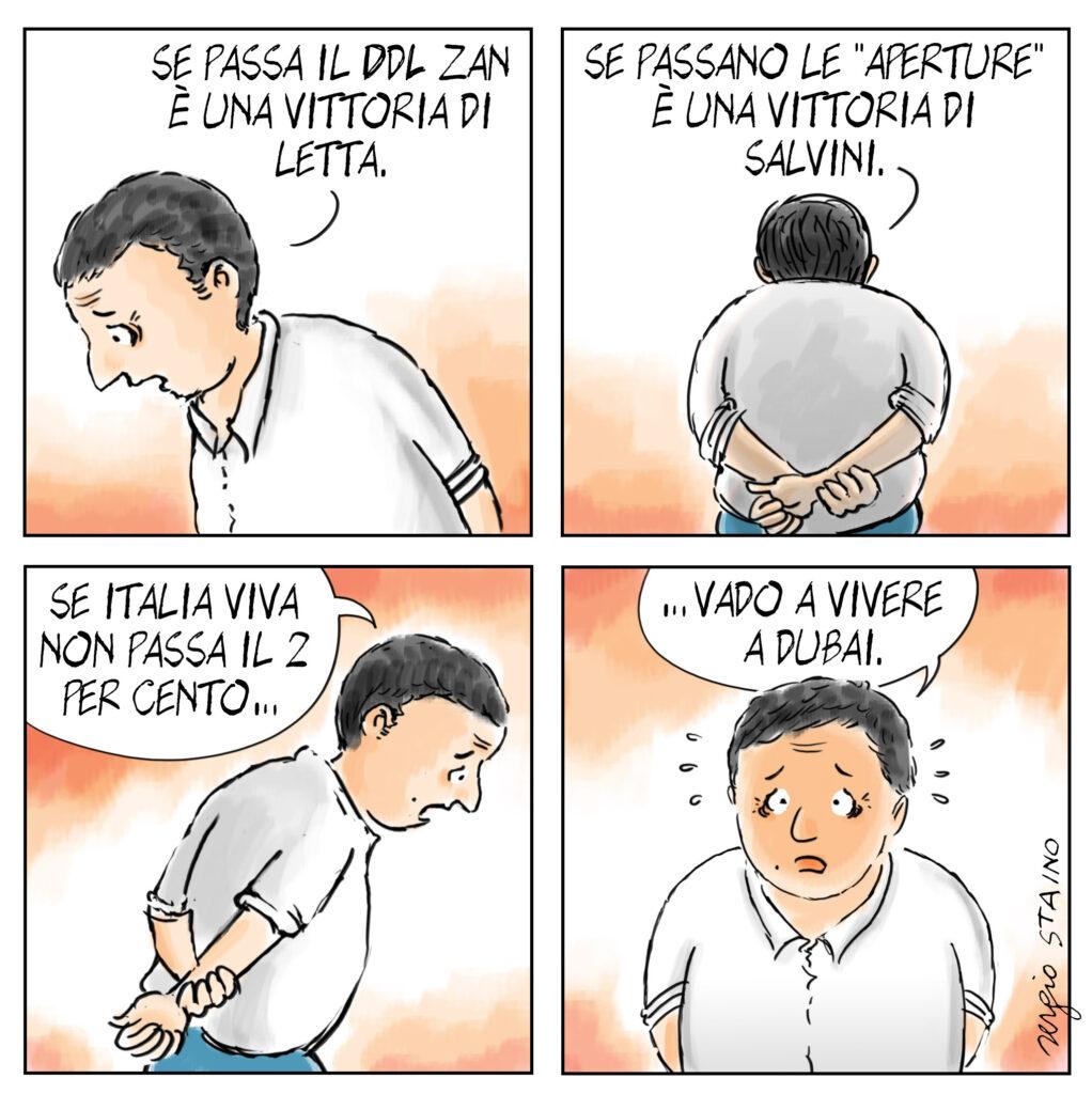 Sommessamente #18 Il dono del dubbio: Sergio Staino